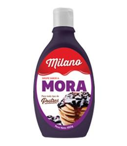 Sirope sabor a Mora