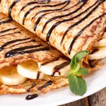 CREPES DE CHOCOBANANA